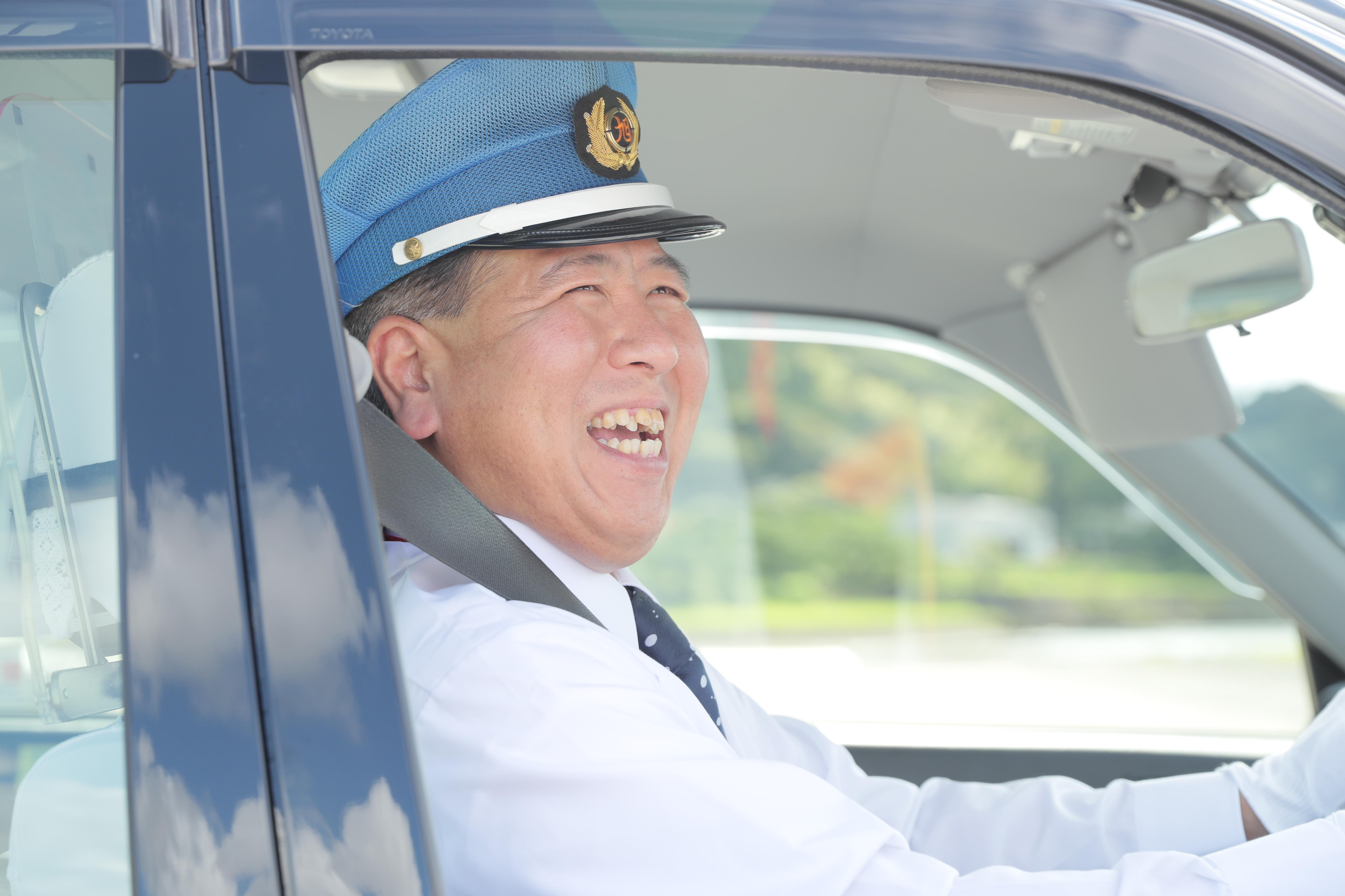 川内サービス係 谷本正作さん